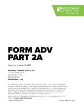 Form ADV Part-2A: Brochure